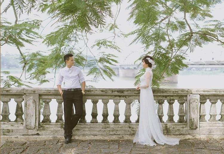 Top 6 địa điểm chụp hình cưới đẹp chuyên nghiệp nhất tại Huế - Yêu Studio