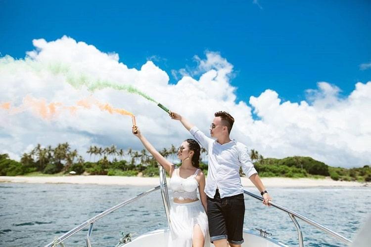 Top 6 địa điểm chụp hình cưới đẹp chuyên nghiệp nhất tại Huế - Justin studio