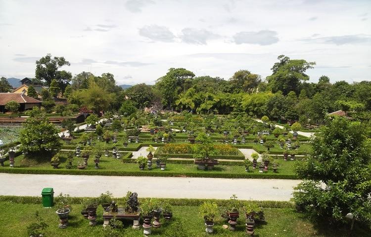 Top 7 địa điểm du lịch nổi tiếng tại Huế - Đại Nội