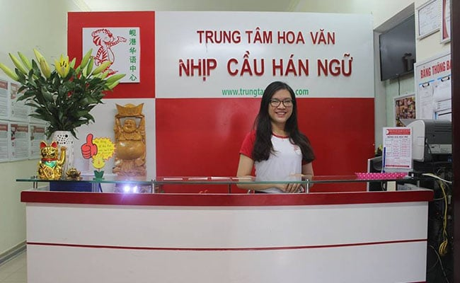 Trung tâm hoa văn nhịp cầu Hán Ngữ