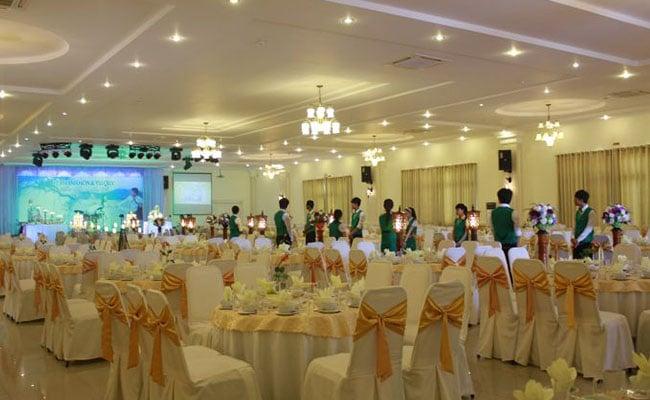 Trung tâm hội nghị tiệc cưới Minh Châu Việt