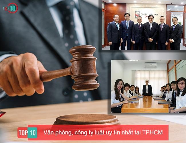 Top 10 văn phòng / công ty luật uy tín nhất TP. Hồ Chí Minh