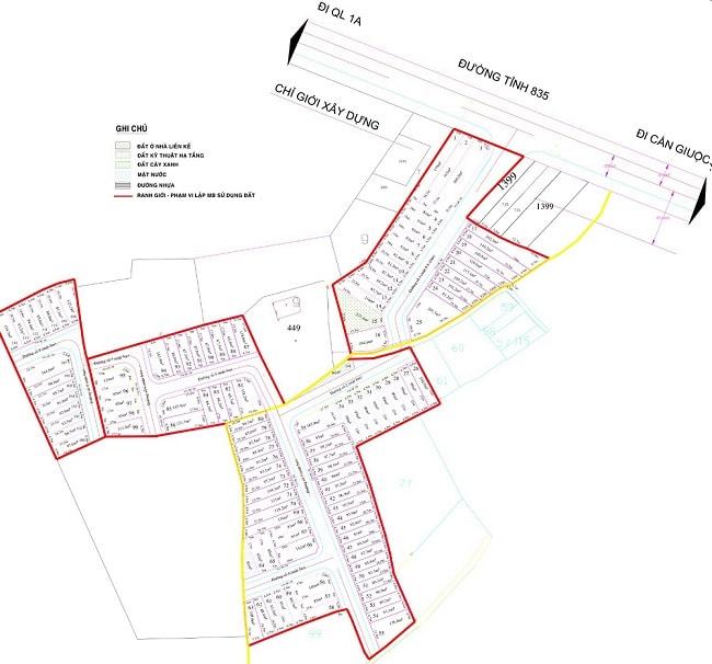 Phối cảnh tổng thể Dự án Hoàng Phúc Residence