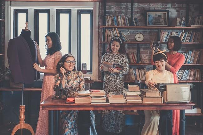 Áo dài Chú Ba là Top 6 địa chỉ may áo dài đẹp tại Tp Hồ Chí Minh
