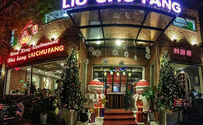 nhà hàng Liu Chu Fang