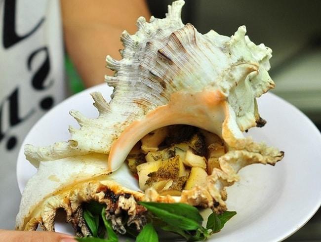 Ốc Ken Sài Gòn là Top 10 quán ốc ngon nổi tiếng, hút khách nhất ở TpHCM