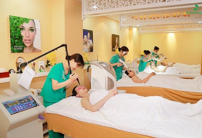 Thu Cúc Clinic là Top 10 Spa làm đẹp uy tín và tốt nhất TPHCM