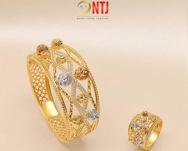 Ngọc Thẫm là Top 10 Tiệm vàng bạc đá quý uy tín nhất TPHCM