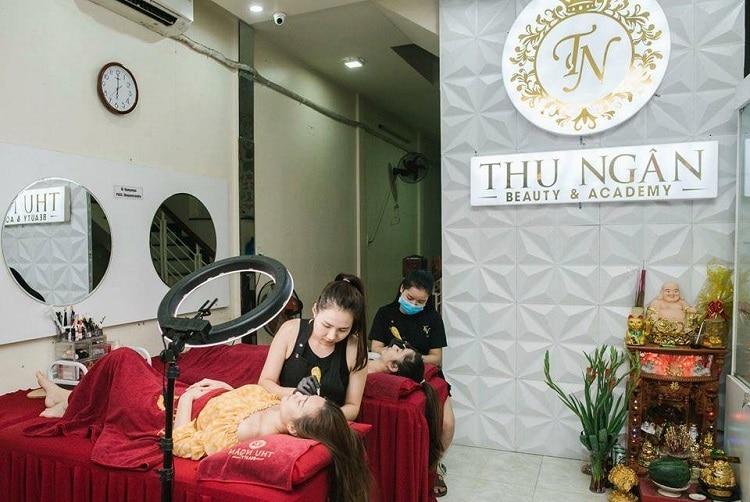 Top 10 địa chỉ phun xăm thẩm mỹ uy tín chất lượng nhất Huế - thu ngân