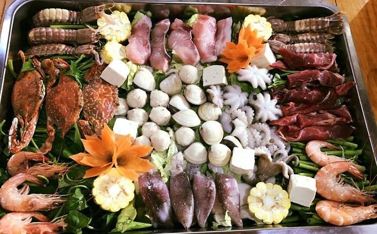 top 10 quán ăn hải sản tươi sống ngon bổ rẻ nhất tại Huế - Bé Thân