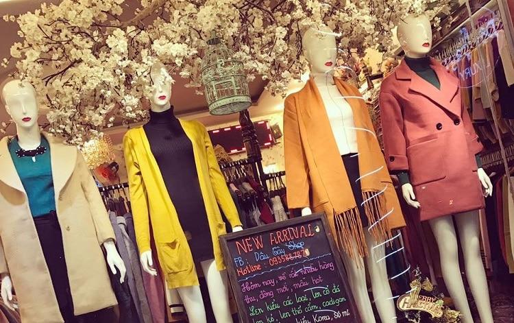 Top 10 shop bán váy đẹp nhất ở Huế - Dâu Tây