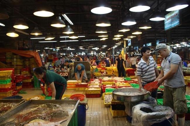Chợ đầu mối Bình Điền là Top 10 chợ đầu mối lớn và rẻ nhất TPHCM