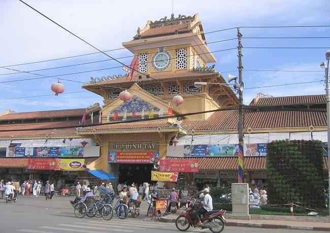 Chợ Bình Tây là Top 10 chợ đầu mối lớn và rẻ nhất TPHCM