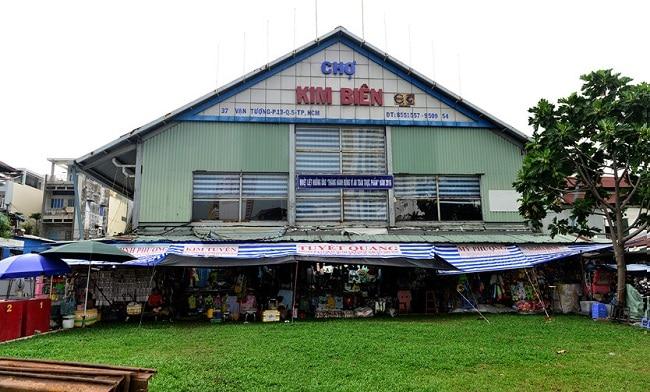 Chợ Kim Biên là Top 10 chợ đầu mối lớn và rẻ nhất TPHCM