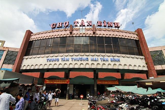 Chợ Tân Bình là Top 10 chợ đầu mối lớn và rẻ nhất TPHCM
