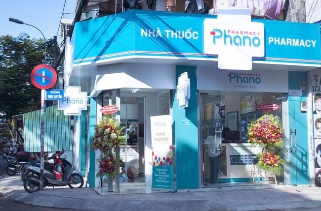 nhà thuốc Phano Pharmacy là Top 10 Cửa hàng bán thuốc Tây giá rẻ và uy tín nhất tại TP. Hồ Chí Minh