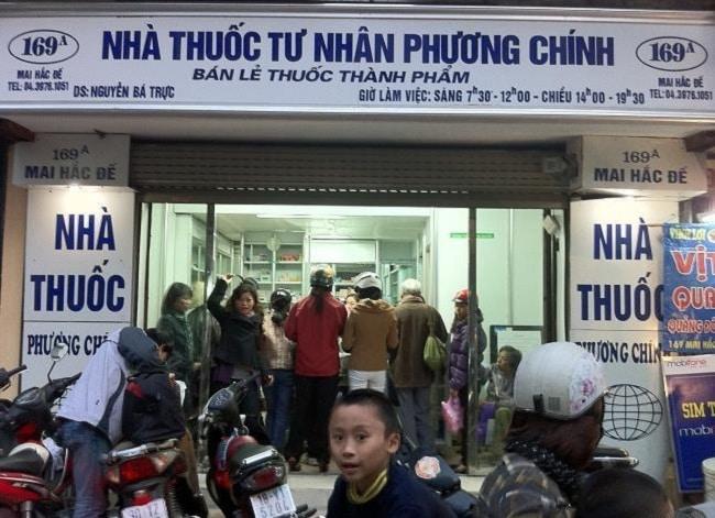 Nhà thuốc tây Phương Chính là Top 10 Cửa hàng bán thuốc Tây giá rẻ và uy tín nhất tại TP. Hồ Chí Minh