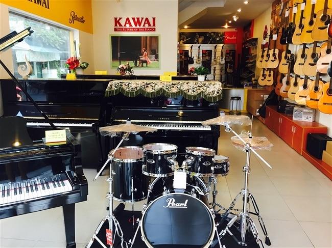 Việt Thanh Music là Top 10 Cửa hàng bán nhạc cụ uy tín nhất tại TP. Hồ Chí Minh