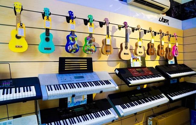Cửa hàng nhạc cụ ACE là Top 10 Cửa hàng bán nhạc cụ uy tín nhất tại TP. Hồ Chí Minh