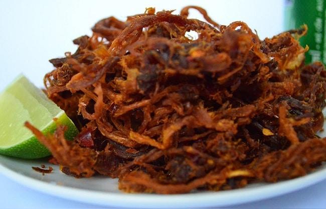 Khám phá ngay Top 10 đặc sản ẩm thực Gia Lai: Thịt bò khô