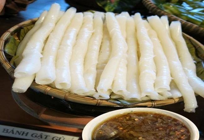 Bánh gật gù là Top 10 đặc sản Hạ Long - Quảng Ninh được lòng du khách bốn phương