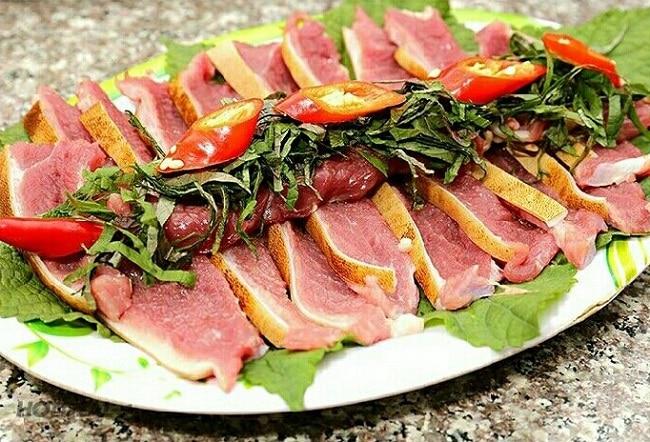 Bò tơ củ chi là Top 10 đặc sản của Tây Ninh, có thể bạn chưa biết?