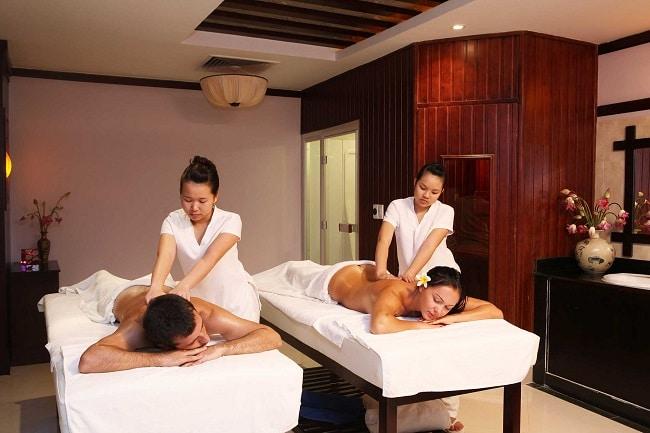 Golden Lotus Spa & Massage club là Top 10 địa chỉ massage trị liệu, phục hồi sức khỏe tốt nhất ở TPHCM