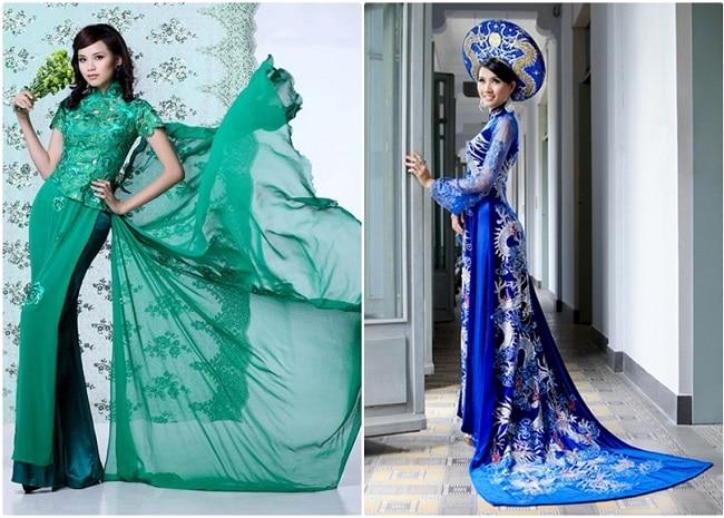 Áo dài Minh Thư là Top 5 địa chỉ may áo dài đẹp tại Tp Hồ Chí Minh