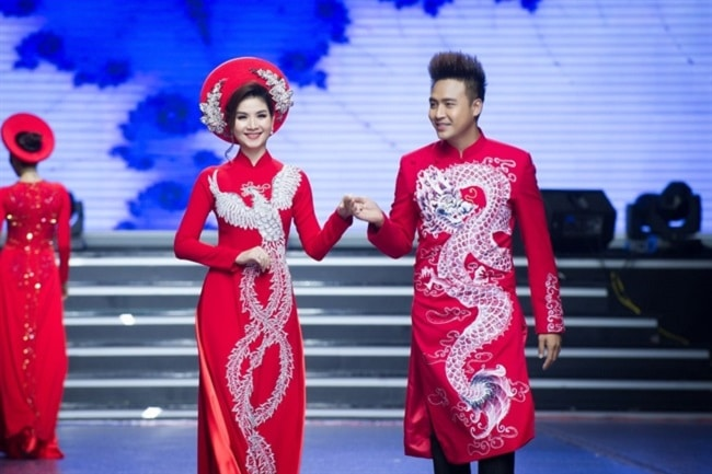 Áo dài Cẩm Tú là Top 5 địa chỉ may áo dài đẹp tại Tp Hồ Chí Minh
