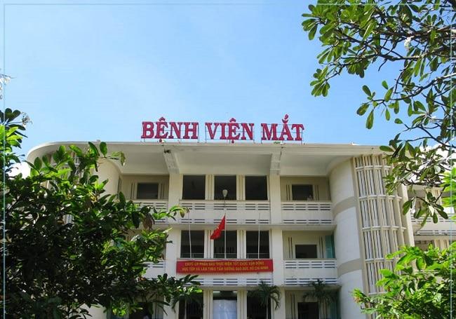 Bệnh viện Mắt TP HCM là Top 5 địa chỉ mổ mắt cận thị tốt nhất TP. Hồ Chí Minh