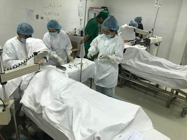Trung tâm Phẫu thuật khúc xạ Medic Optic là Top 5 địa chỉ mổ mắt cận thị tốt nhất TP. Hồ Chí Minh