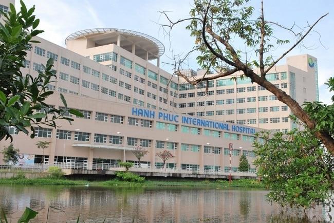 Bệnh viện quốc tế Hạnh Phúc là Top 8 địa điểm khám phụ khoa ở TP Hồ Chí Minh