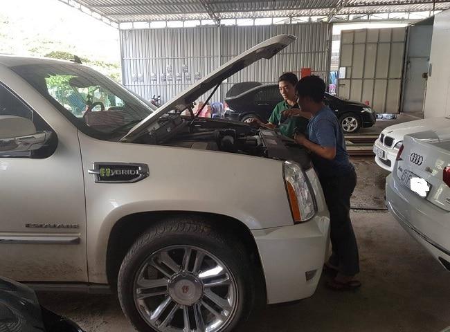 Viện Auto là Top 8 Dịch vụ sửa chữa, cứu hộ xe ô tô, xe máy tốt nhất tại TP. Hồ Chí Minh