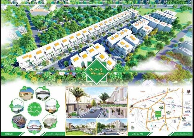 Dự án Hưng Long Garden là Top 10 dự án đất nền uy tín & tốn nhất Long An