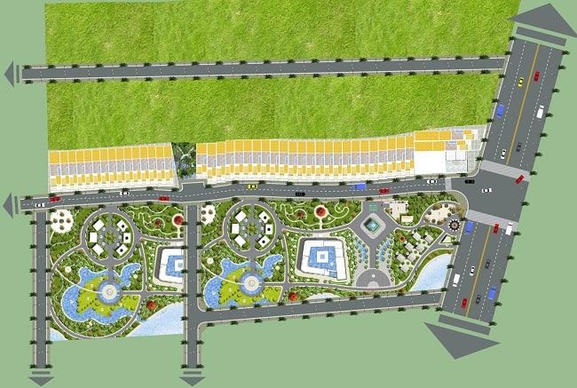 Dự Án Hoàng Phúc Garden là Top 10 dự án đất nền uy tín & tốn nhất Long An
