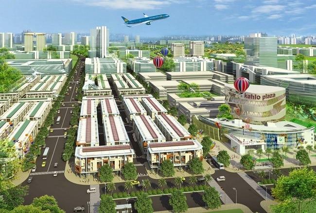 Các dự án trên đường DT830 (Vành đai 4) là Top 10 dự án đất nền uy tín & tốn nhất Long An