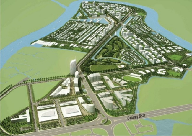 Top 10 dự án đất nền uy tín & tốn nhất Long An