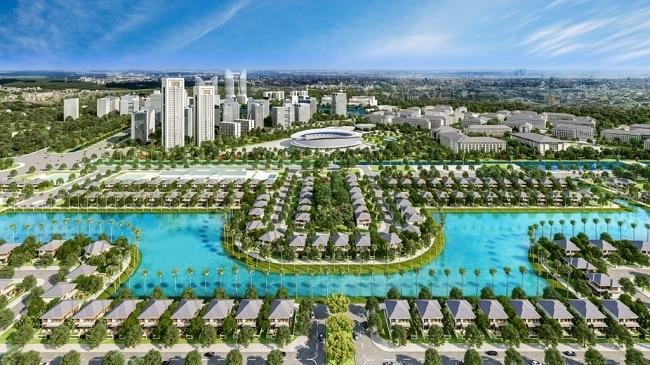 Dự án Everde City Đức Hoà Long An là Top 10 dự án đất nền uy tín & tốn nhất Long An