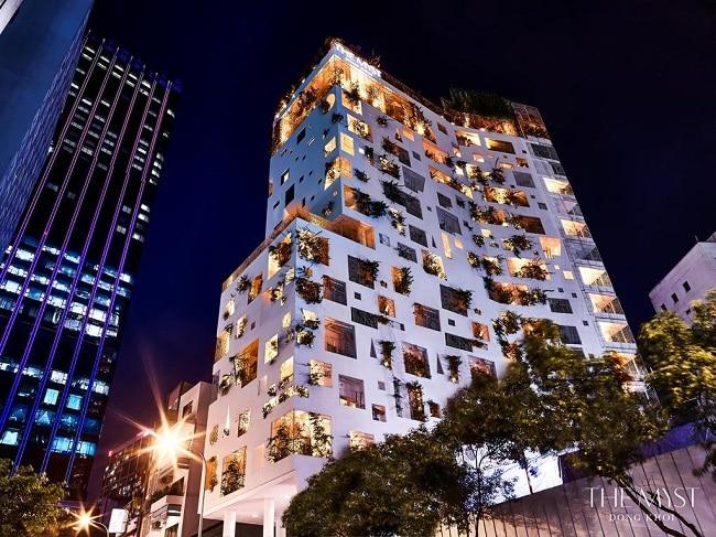 Khách sạn The Myst Đồng Khởi là Top 10 Khách sạn và resort nổi tiếng đối với khách du lịch nhất ở TP Hồ Chí Minh
