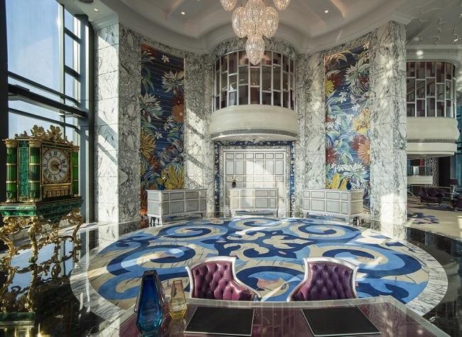 Khách sạn The Reverie SaiGon là Top 10 Khách sạn và resort nổi tiếng đối với khách du lịch nhất ở TP Hồ Chí Minh