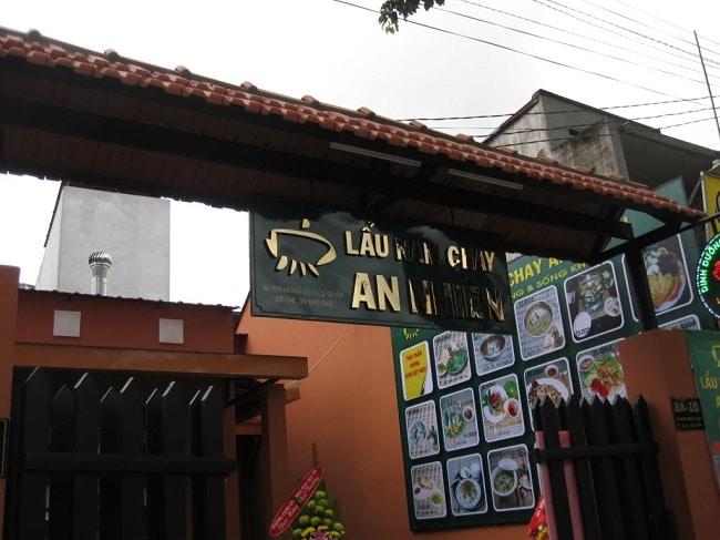 An Nhiên Thu là Top 10 Nhà hàng chất lượng nhất ở Quận Gò Vấp, TP. Hồ Chí Minh