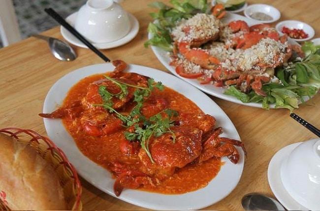 Tám Cua Quán là Top 10 Nhà hàng chất lượng nhất ở Quận Gò Vấp, TP. Hồ Chí Minh
