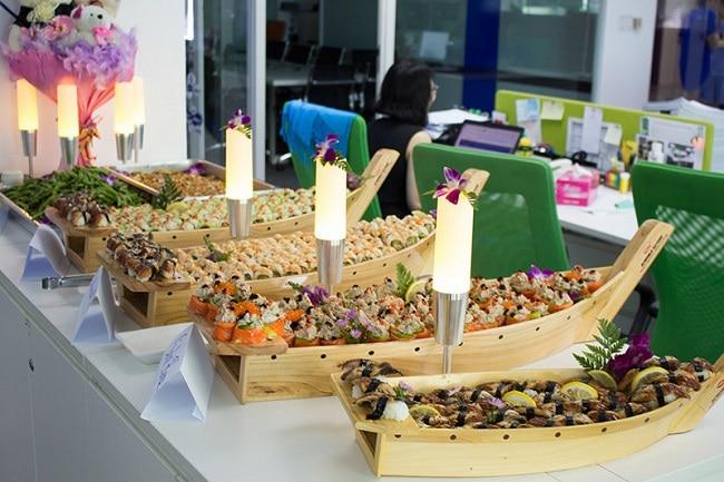 Ichiba Sushi  là Top 10 Nhà hàng ngon, chất lượng ở Quận Phú Nhuận - TP. Hồ Chí Minh