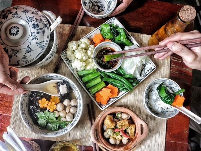 Here & Now là Top 10 Nhà hàng ngon, chất lượng ở Quận Phú Nhuận - TP. Hồ Chí Minh