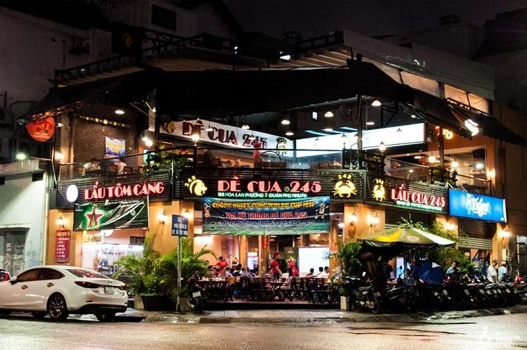 Lẩu dê & cua 245 là Top 10 Nhà hàng ngon, chất lượng ở Quận Phú Nhuận - TP. Hồ Chí Minh