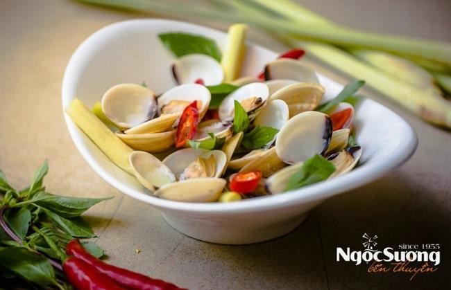 Ngọc Sương Bến Thuyền là Top 10 Nhà hàng ngon, chất lượng ở Quận Phú Nhuận - TP. Hồ Chí Minh