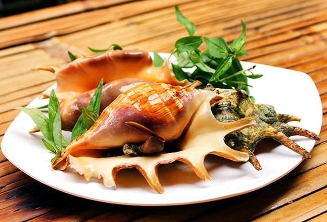 Ốc nóng vị quê là Top 10 Nhà hàng ngon, chất lượng ở Quận Phú Nhuận - TP. Hồ Chí Minh