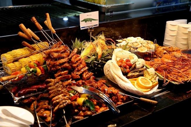 Cham Charm là Top 10 Nhà hàng ngon nhất ở Quận 7 - TP. Hồ Chí Minh