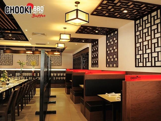 Chooki Buffet BBQ & Hotpot là Top 10 Nhà hàng ngon nhất ở Quận 7 - TP. Hồ Chí Minh
