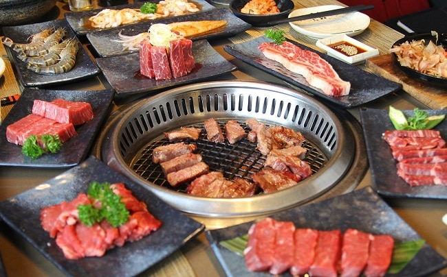 Jojo Buffet là Top 10 Nhà hàng ngon nhất ở Quận 7 - TP. Hồ Chí Minh
